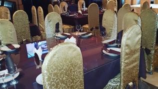 Ужин вкафе «Руслан»