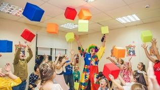 Проведение шоу для детей