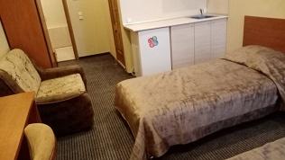 Отель «Ринальди Арт»