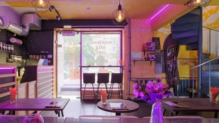Лаундж-бар Engels Lounge