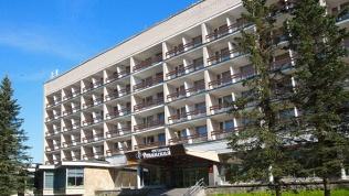 Гостиница «Репинская»