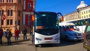 Экскурсии поПетербургу
