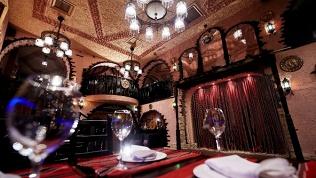 Кафе «Марракеш Lounge»