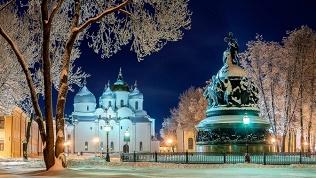 Тур «Новгородские земли»