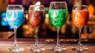 Шиммеры для напитков