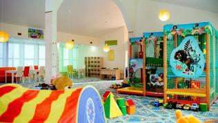 Посещение детской комнаты