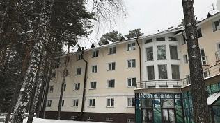 Отель-курорт «Морозово»
