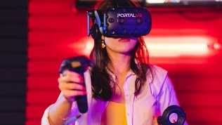 Игры вшлеме HTC Vive