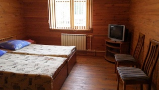 Отель «Алтын-Кёль»