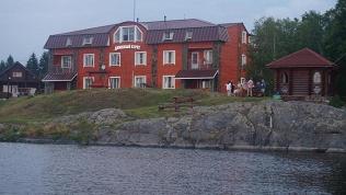 Отель Dlinniy Bereg