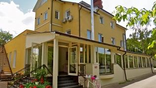 Отель «Барвиха-хаус»