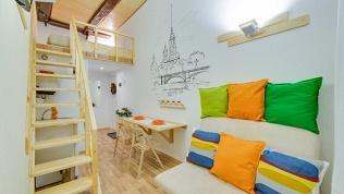 Отель Travelto Kazanskiy