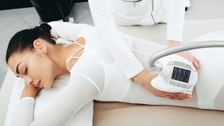 Обертывание, LPG-массаж