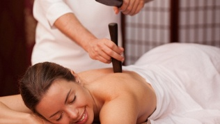 Глубокий массаж тела
