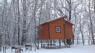 База отдыха Ostrov