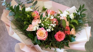 Букет цветов, композиция