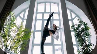 Занятия встудии танца