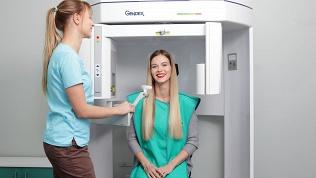 3D-томография зубов