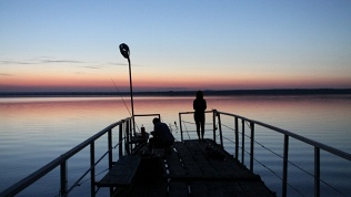 Отдых наберегу реки Усы