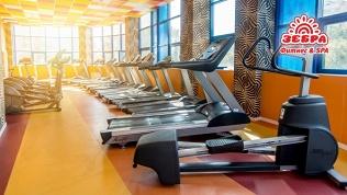 Посещения фитнес-клуба