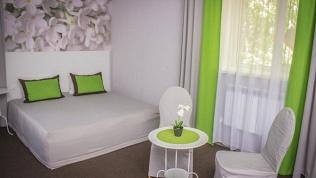 Отель Aura Hotel-Zuro