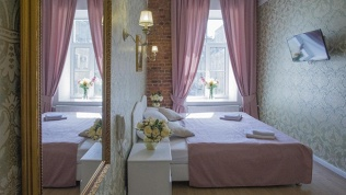 Отель Catherine Art Hotel
