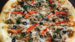 Пицца-сет или wok-сет