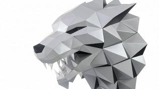 3D-конструктор из картона