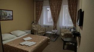 Отель «Бульвар»