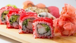 Суши ироллы