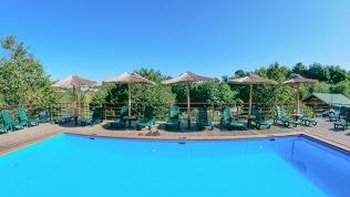 День отдыха в бассейне