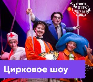 Цирк чудес Айвенго