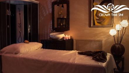 SPA-программа всалоне массажа Crown Thai SPA