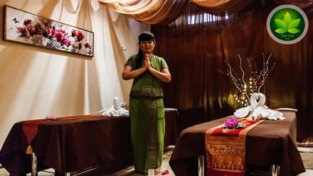 SPA-программа или тайский массаж вцентре премиум-класса «Тай-Спа клаб»