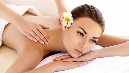 До7сеансов массажа вSPA-центре «Спиновед» фото