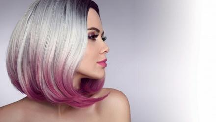 Стрижка, укладка, окрашивание волос в салоне Leal Club фото