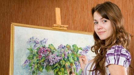 Мастер-класс порисованию отстудии живописи «Валенсия»