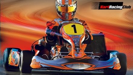 Заезд накарте наоткрытой трассе вKart Racing Club