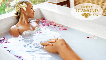 SPA-программа в сети салонов Diamond SPA