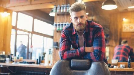Мужская или детская стрижка, бритье вDellis Studio Barber фото