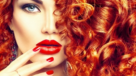 Уход для волос сети салонов «Золотая молодежь»