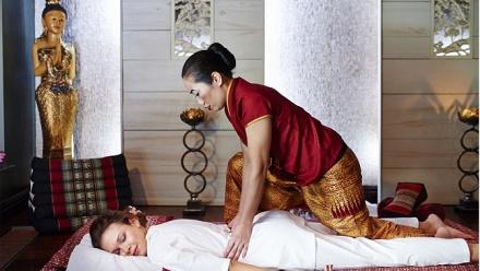 Тайский, индийский, балийский масссаж вцентре Indonesia фото