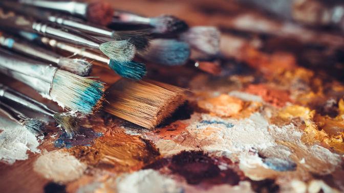 Доступ конлайн-курсу поакадемическому рисунку, акварельной живописи, леттерингу, скетчингу маркерами или акварелью отонлайн-школы Art Master