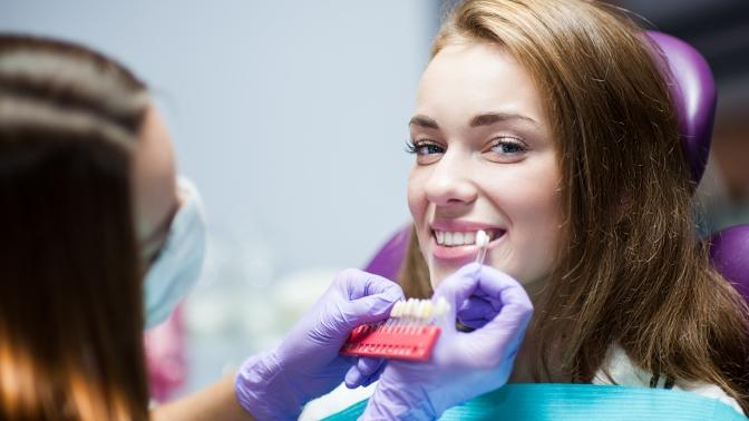 Ультразвуковая чистка зубов или чистка AirFlow сошлифовкой иполировкой, глубокое фторирование зубов встоматологической клинике «Дентика»