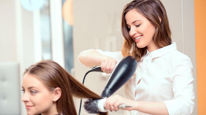 Стрижка, окрашивание, укладка, ботокс для волос, кератиновое выпрямление, биксипластия всалоне красоты Leila Al-Barry