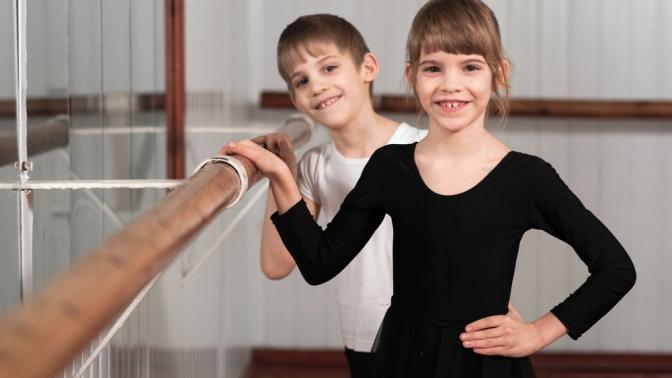 Абонемент на1или 3месяца занятий танцами вдетской школе танцев «Пластилин»
