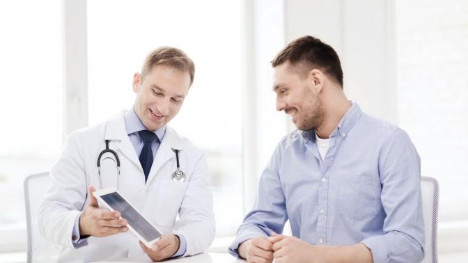 Комплексное медицинское обследование для мужчин вмедицинском центре «Медикус»