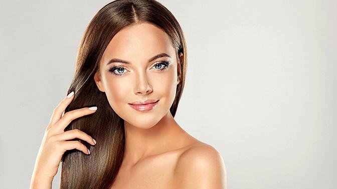 Стрижка, окрашивание, уход для волос вцентре красоты Face and Care
