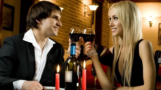 Романтический ужин набазе отдыха «Лесница»