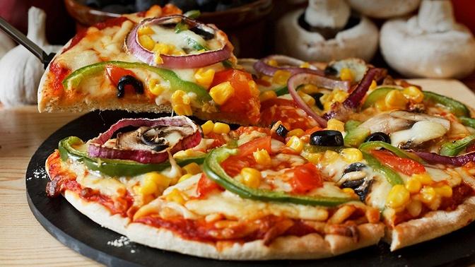 Роллы, пицца, бургеры отслужбы доставки Kaidzen соскидкой50%